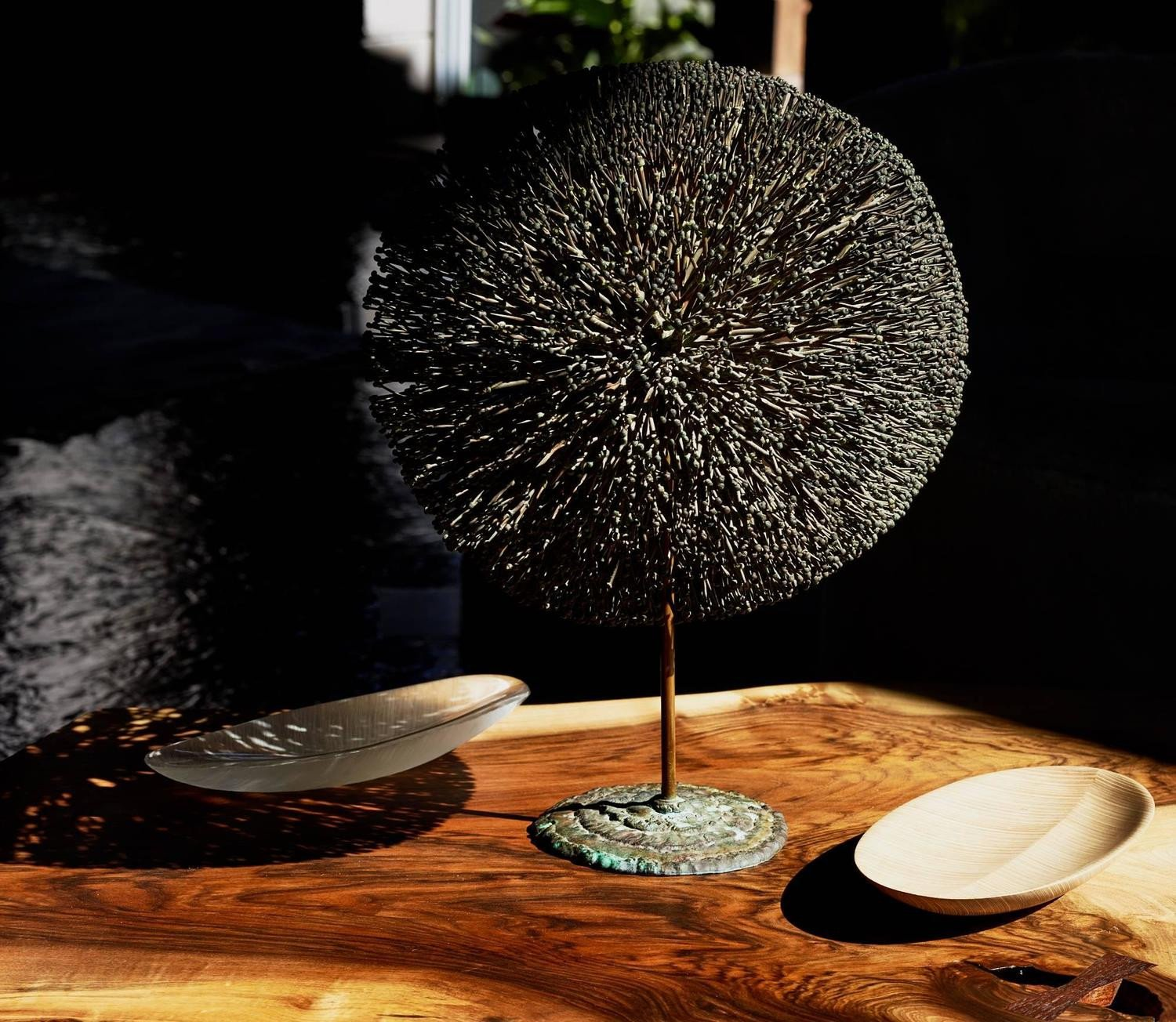 Harry Bertoia Sculpture Rare Bush Form circa 1968