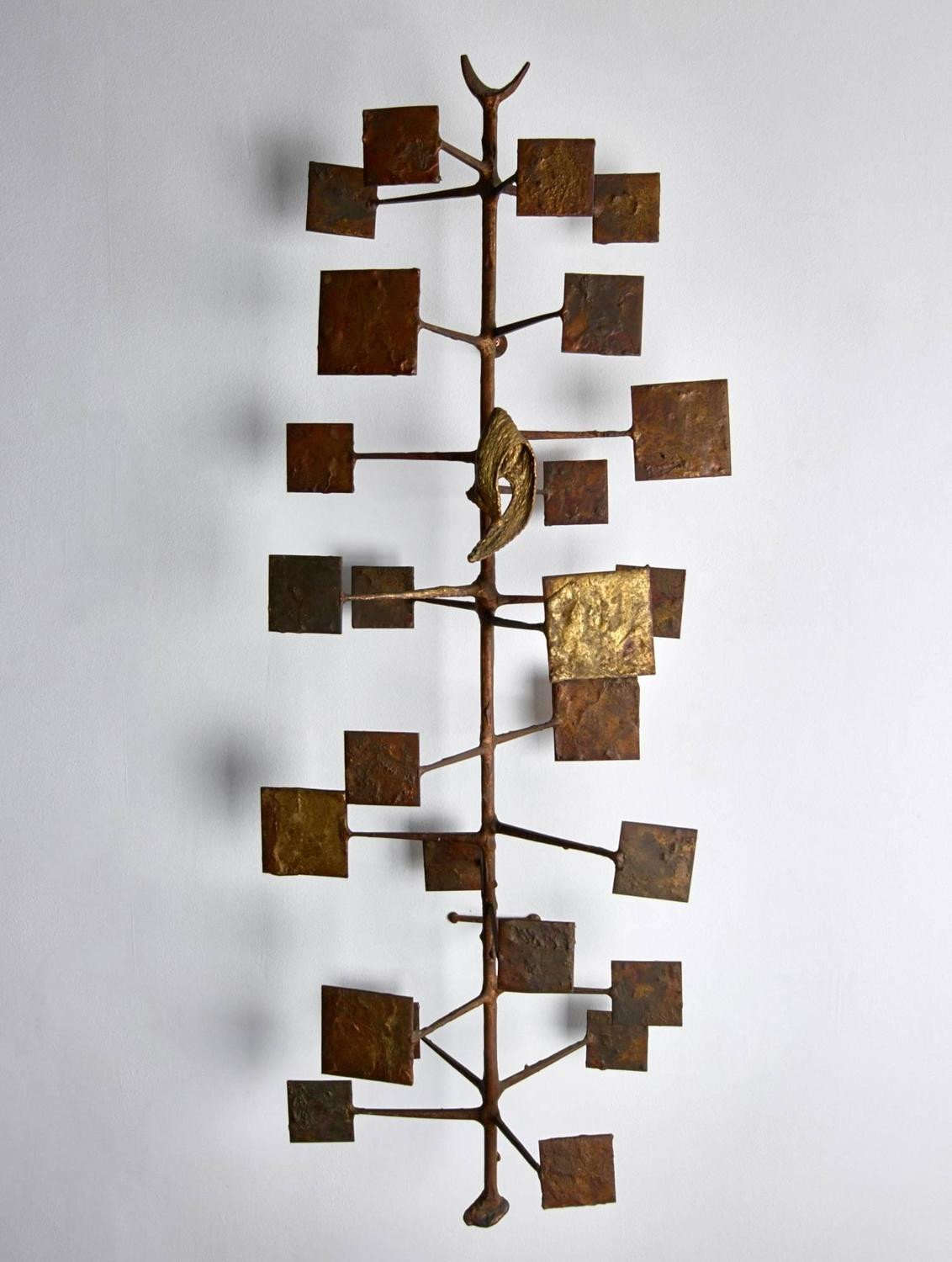 "Harry Bertoia Untitled, ""Multi-Plane"" circa 1950s"