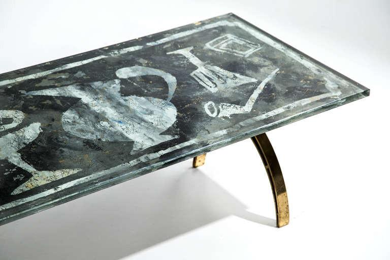 Dubé Duilio Barnabe Fontana Arte Coffee Table 1955