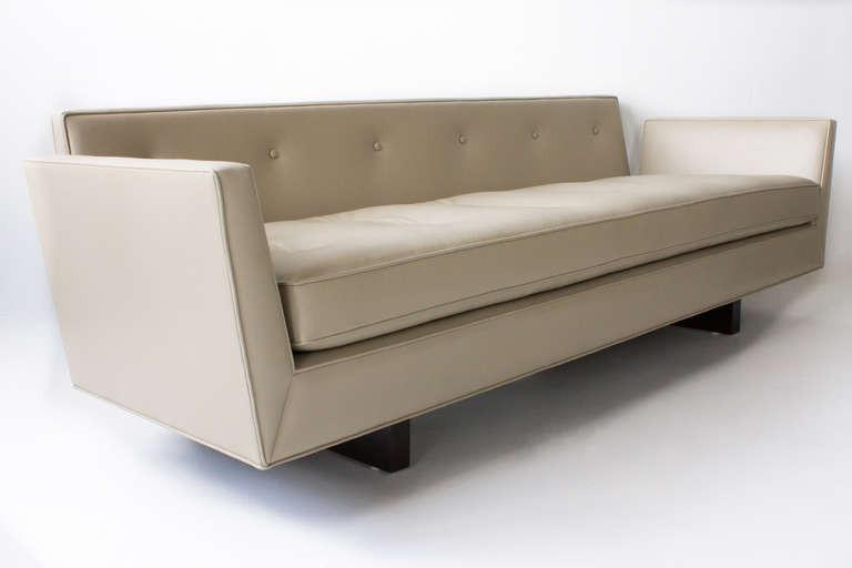 Edward Wormley for Dunbar Open Arm Sofa 1950s