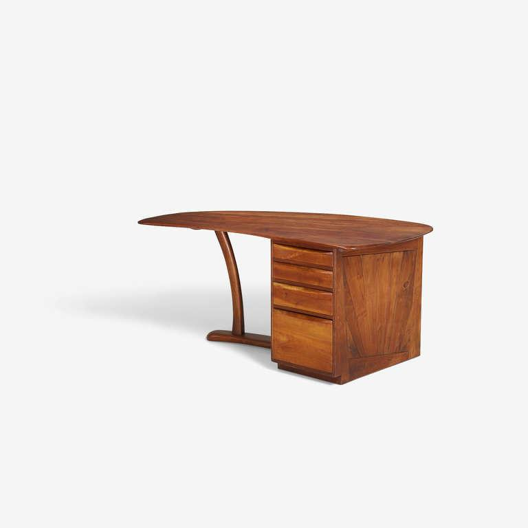 Wharton Esherick Desk, circa 1970 - The Exchange Int