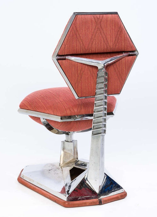 Frank Lloyd Wright Chair from Price Tower, 1956 - The Exchange Int