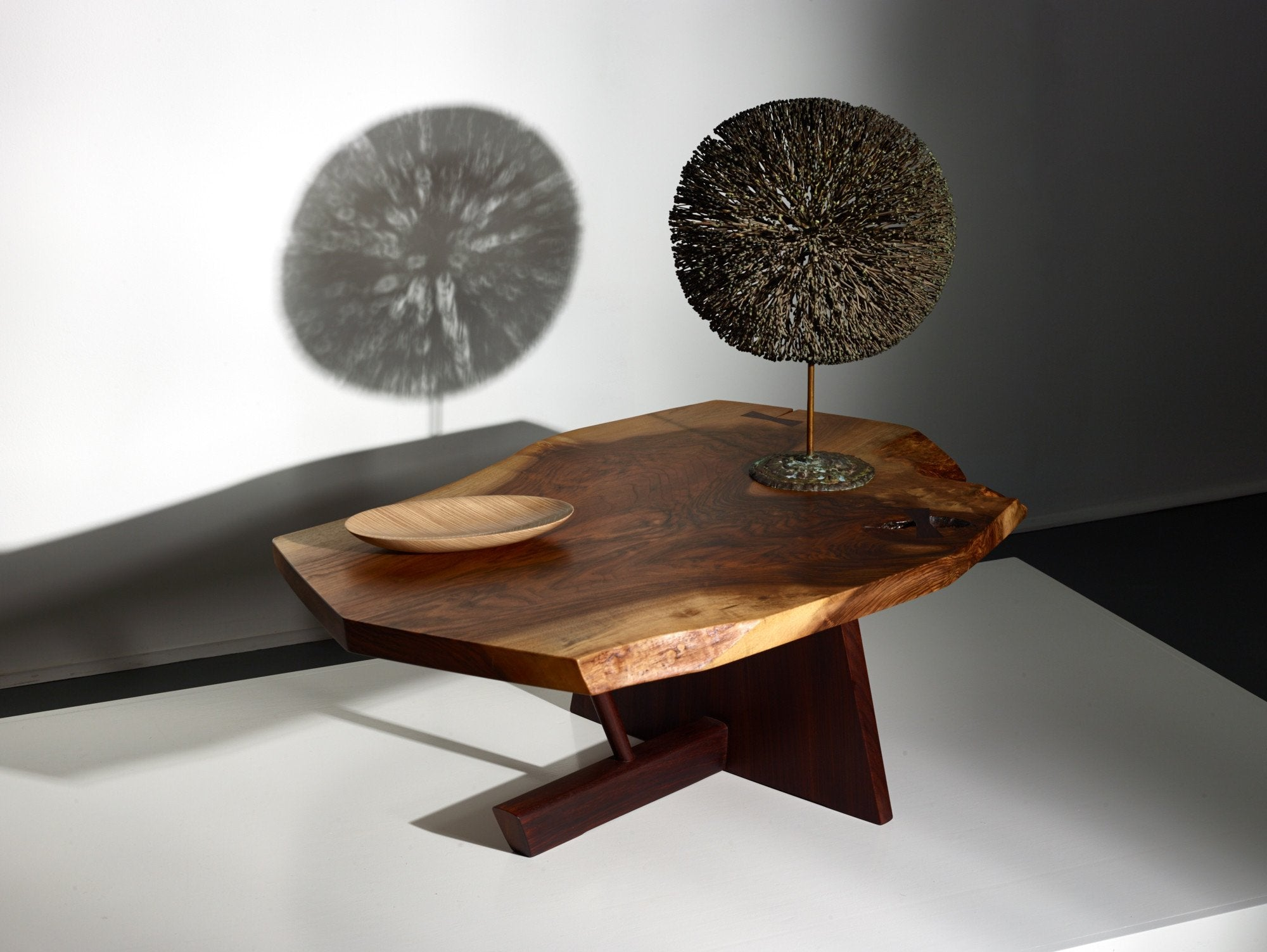 George Nakashima Minguren II Coffee Table Rosewood 1978