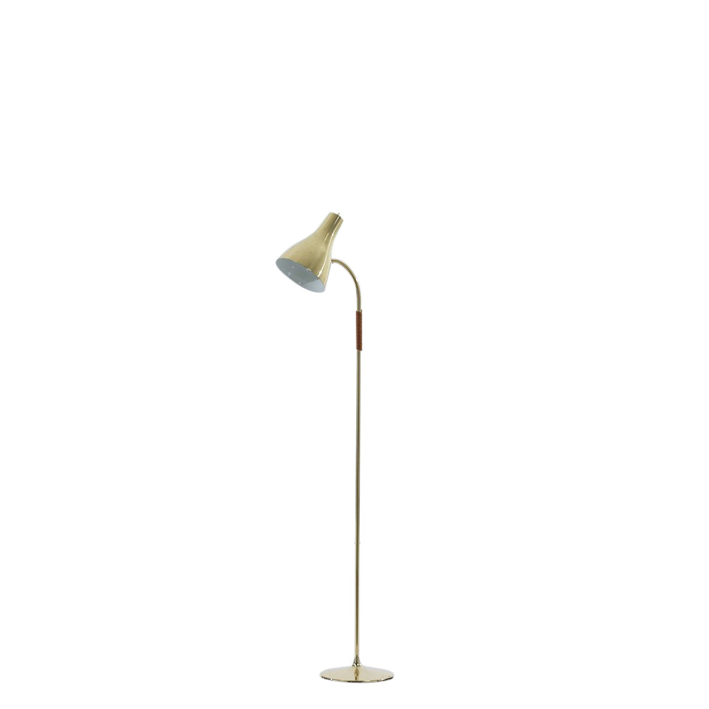 Paavo Tynell Floor Lamp, Model 9607, circa 1950's - The Exchange Int