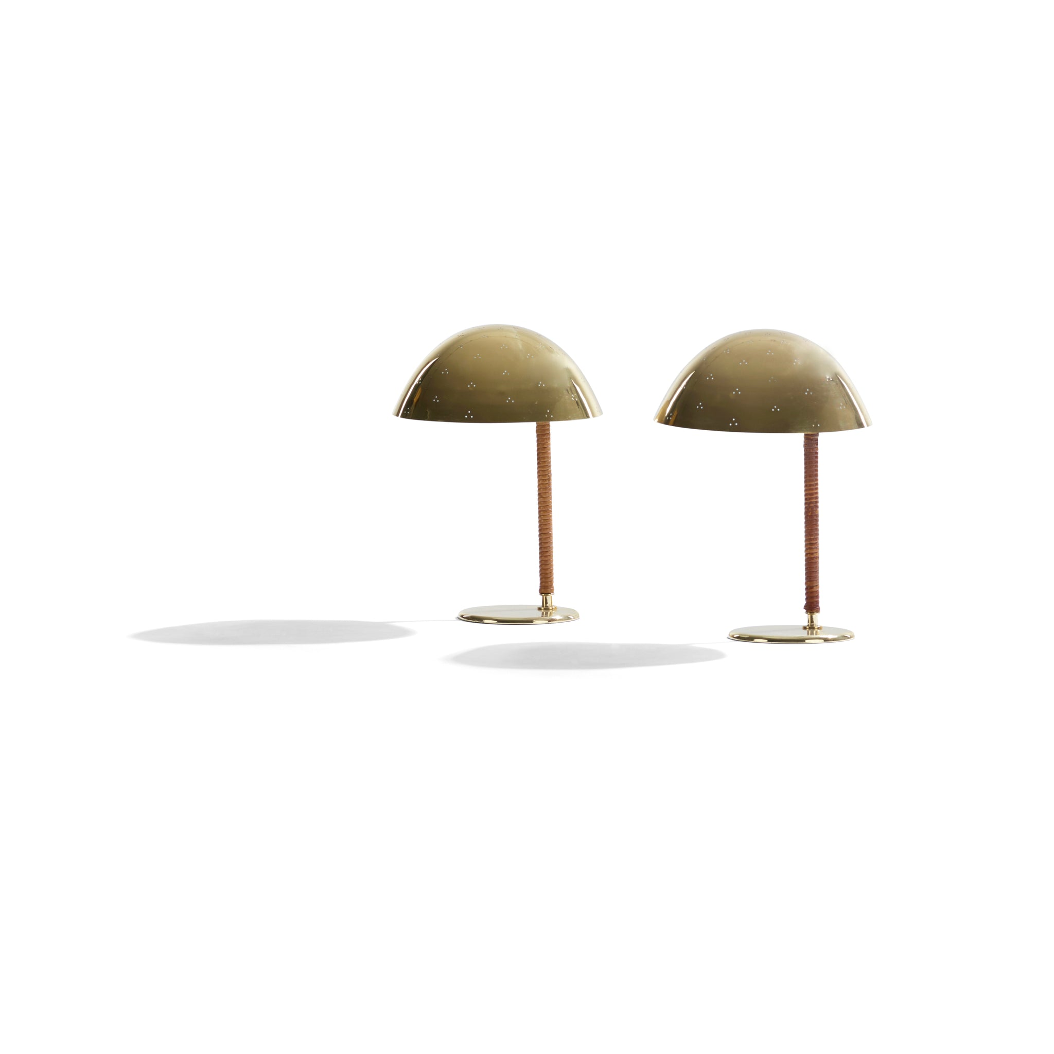 Pair of Paavo Tynell Desk Lamps circa 1940s - The Exchange Int