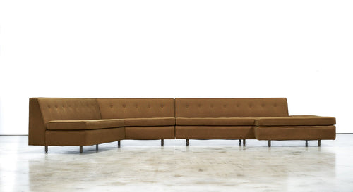 Harvey Probber Sectional Sofa, 1960s - The Exchange Int