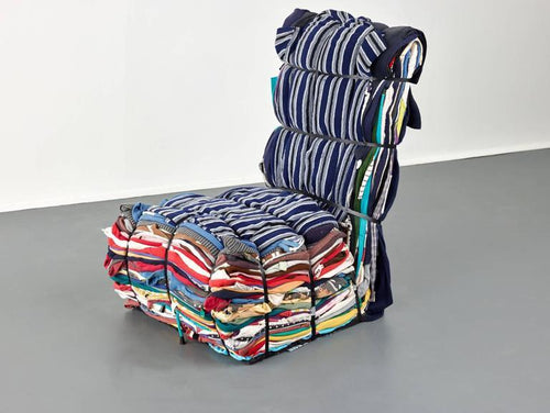 Tejo Remy Rag Chair for Droog Design - The Exchange Int