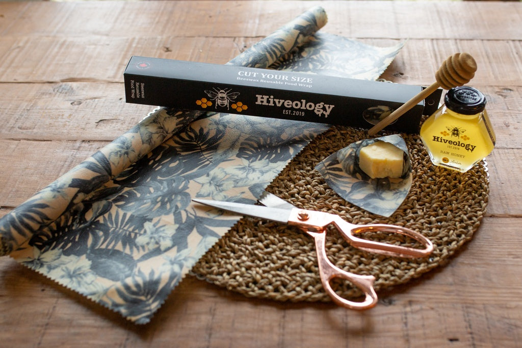 Beeswax Wraps Cut Your Wrap Kit