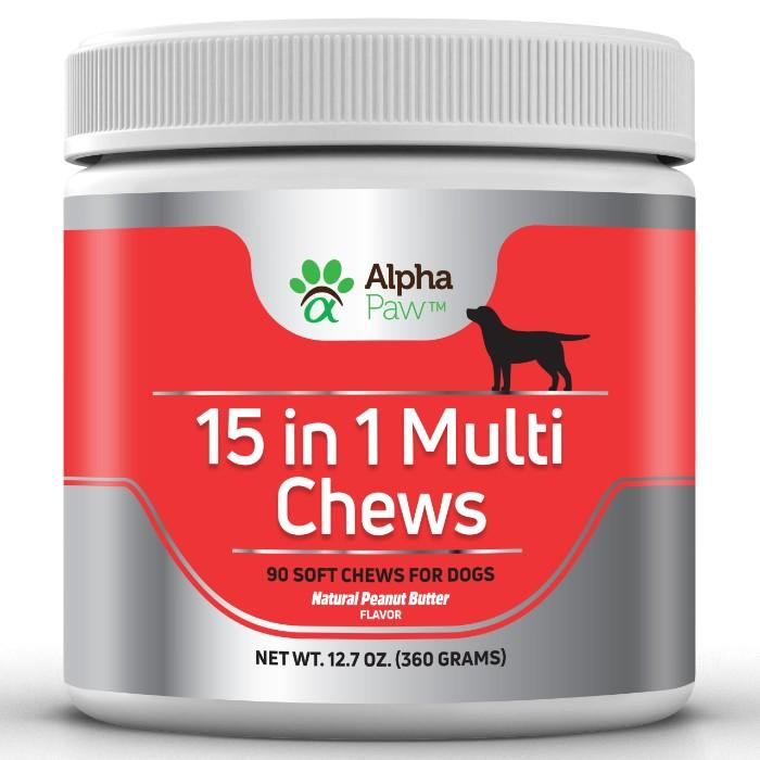 15 in 1 Multi Chews