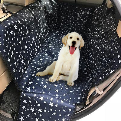 Fashion Dog Car Seat Cover