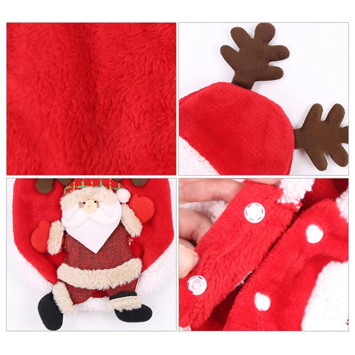Cute Christmas Winter Coat