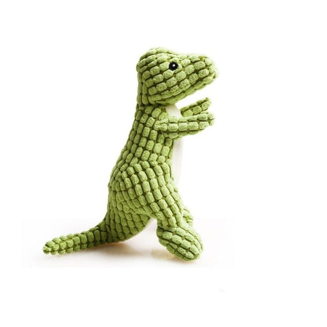 New Dinosaur Shape Squeaky Toy