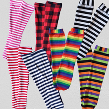 Load image into Gallery viewer, handmade knee high socks at quark and atom