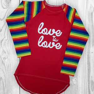 Love is Love Top