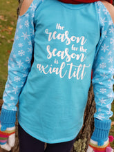 Load image into Gallery viewer, The Reason for the Season is Axial Tilt Children's Shirt
