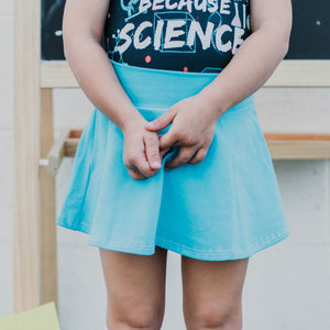skater skirt for girls at quark and atom