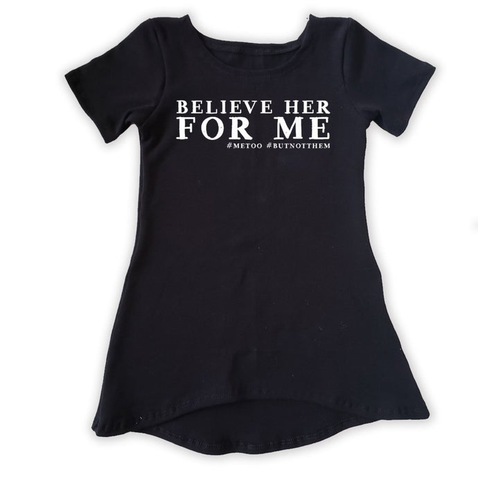 Believe Her For Me Dress