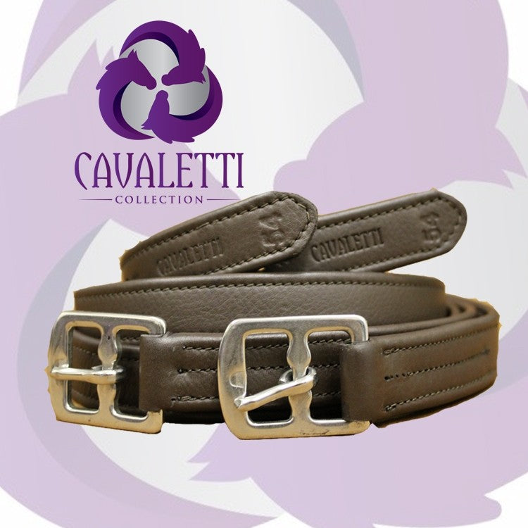 Cavaletti Collection Sirocco stirrup leathers
