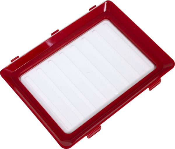 CleverTray - the instant wrap solution, set of 2 trays