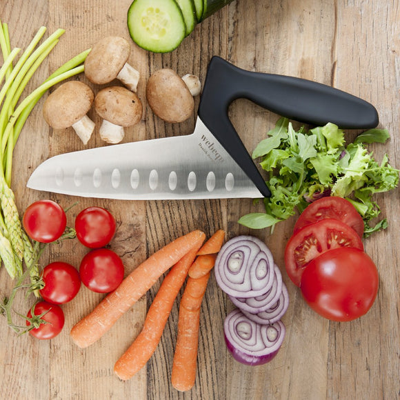 Vegetable knife