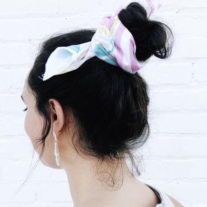 Get the Look: 5 Ways to Style A Bandana Scarf