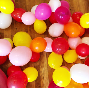 🎈🎉 Balloon Garland DIY 🎈🎉