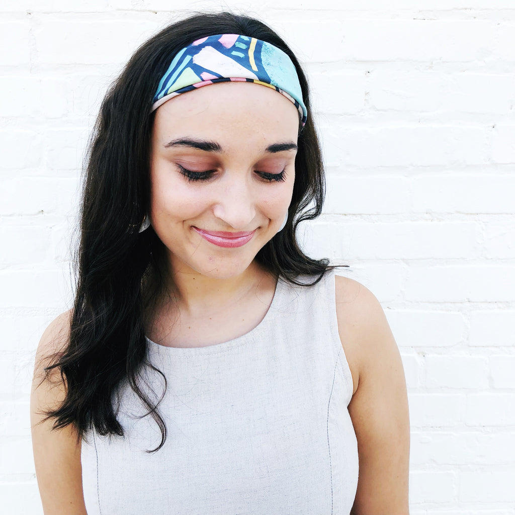 Moon and Lola Blog - How To Style A Bandana Scarf
