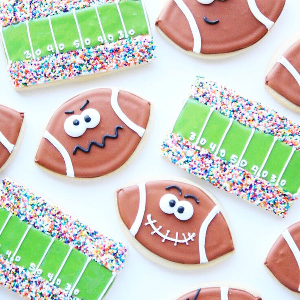Gameday Cookies
