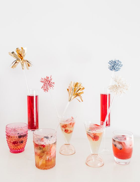 Cheers to the Fourth of July - Moon and Lola Blog