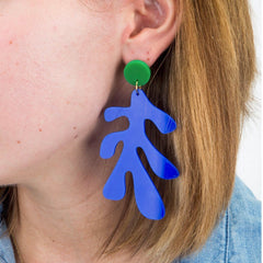 Moon and Lola Altamira Earrings
