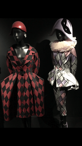 moon and lola dior harlequin clothing costumes