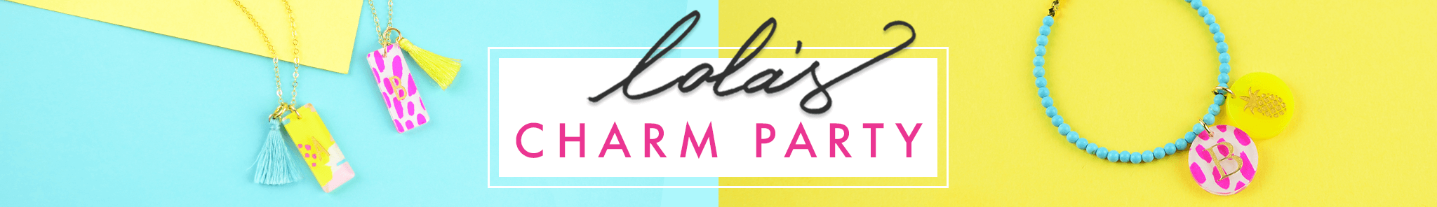 Moon and Lola - Charm Bar Patterns