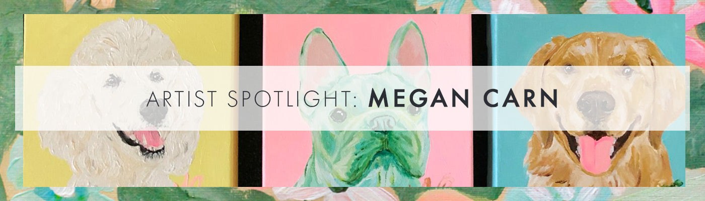 Moon and Lola - Megan Carn Artist Spotlight Collection