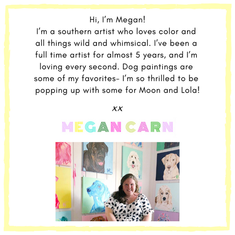 Megan Carn Introduction
