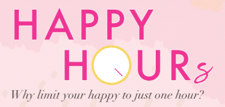 Moon and Lola Happy Hours - a curated collection of special products at a great price but only for 24 hours