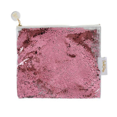 Moon and Lola loves Packed Party confetti makeup bags
