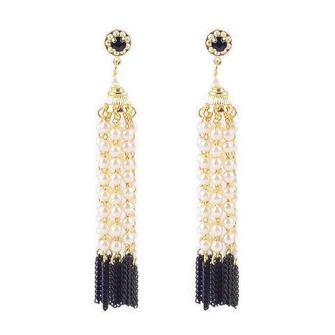 Moon and Lola Thasos Earrings