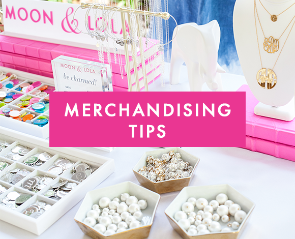 Moon and Lola Wholesale Merchandising Tips