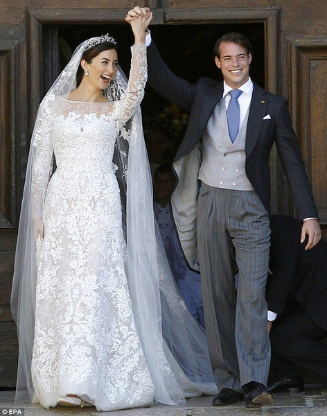 Princess Claire Wedding Gown