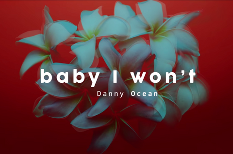 Moon and Lola xx Danny Ocean Baby I won't song