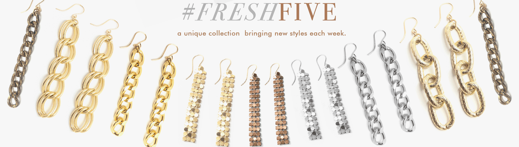 Moon and Lola - Fresh Five Collection