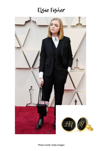Moon and Lola Oscars 2019 Red Carpet Blog Post Elsie Fisher