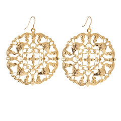 Moon and Lola Versailles Earrings