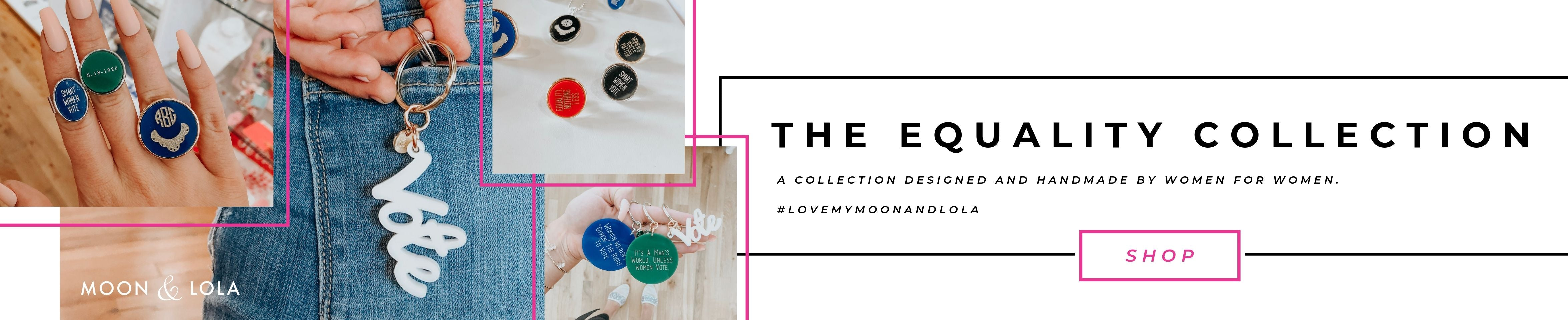 Moon and Lola - Equality For All Collection
