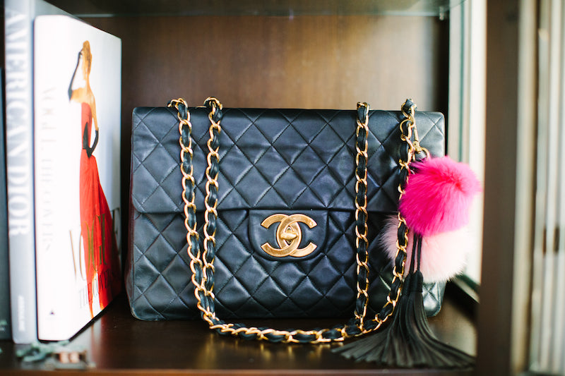 kelly shatat chanel bag