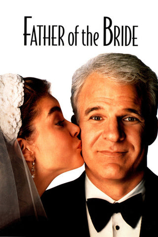 Moon and Lola favorite wedding movies blog post father of the bride