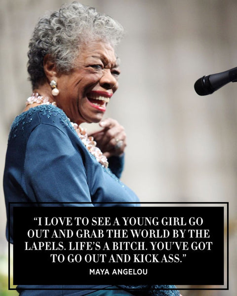 moon and lola maya angelou quote grab the world by the lapels