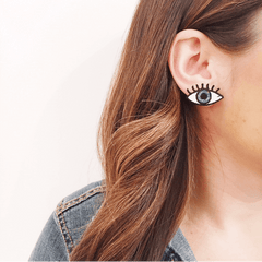 moon and lola st germain eye earrings