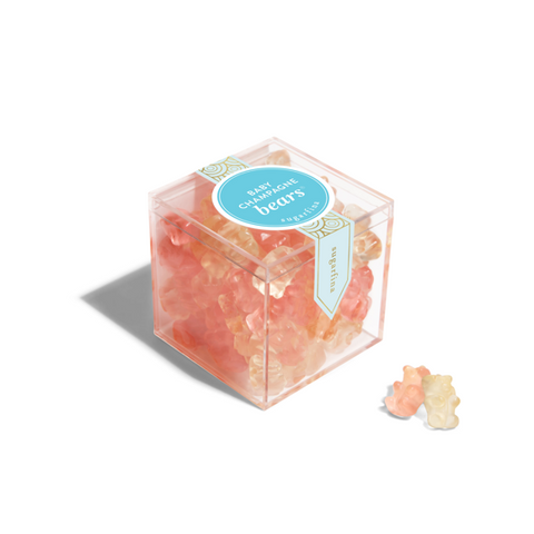 moon and lola loves sugarfina champagne gummy bears