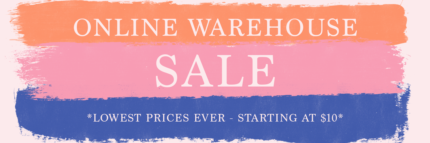 Moon and Lola - Online Warehouse Sale